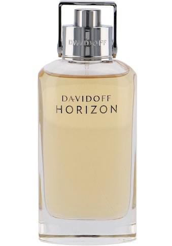 DAVIDOFF Eau de Toilette »Horizon« kaufen