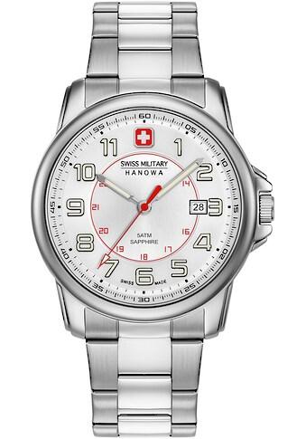Swiss Military Hanowa Schweizer Uhr »SWISS GRENADIER, 06-5330.04.001« kaufen