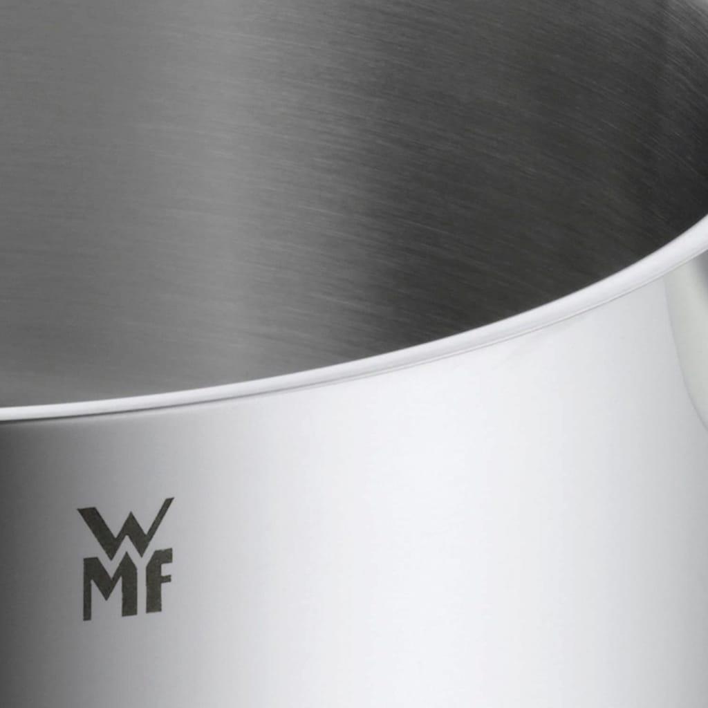 WMF Milchtopf, Cromargan® Edelstahl Rostfrei 18/10, (1 tlg.), mit Ausguss und breitem Schüttrand, Induktion