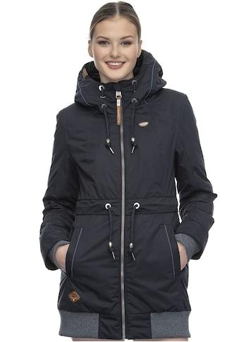Ragwear Funktionsparka »ZIRRCON«, Function meets fashion kaufen