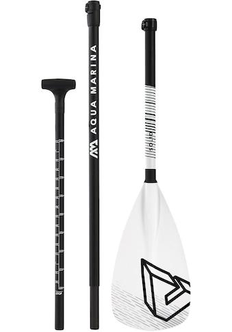 Aqua Marina SUP-Paddel »Solid Paddle Fiberglass 3 teilig Stand-Up Paddel« kaufen