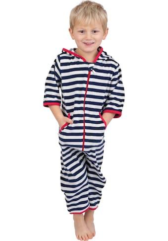 Wewo fashion Kinderbademantel »8027«, (1 St.), 3/4 Arm/Bein kaufen