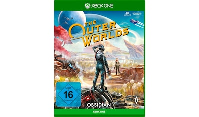 Outer Worlds Xbox One kaufen