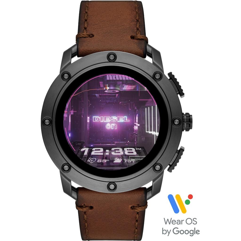DIESEL ON Smartwatch »AXIAL, DZT2032«, (Wear OS by Google)