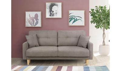 Home affaire 2 - Sitzer »Triplo« kaufen