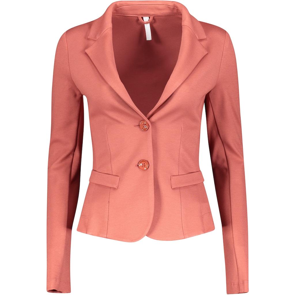 IMP by IMPERIAL Sweatblazer »IMP-JS24ABE«, im Business-Look
