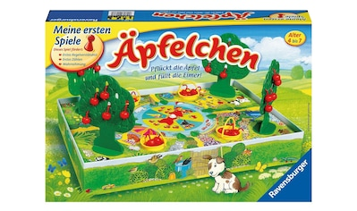 Ravensburger Spiel »Pflückt die Äpfel und füllt die Eimer!«, Made in Europe, FSC® - schützt Wald - weltweit kaufen