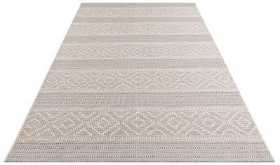 Teppich, »Rhone«, ELLE Decor, rechteckig, Höhe 4 mm, maschinell gewebt kaufen