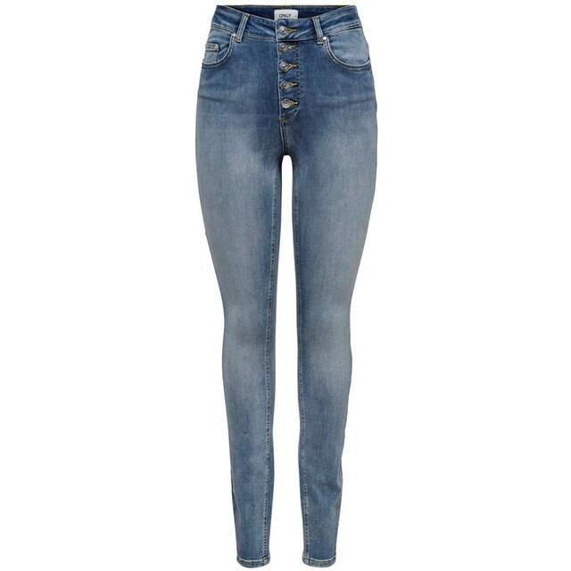 Only High-waist-Jeans »ONLBLUSH«