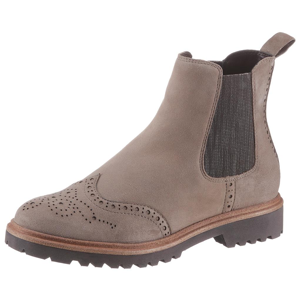 Tamaris Chelseaboots »Jenna«, mit eleganter Lyralochung