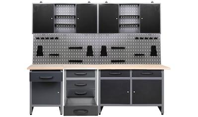 ONDIS24 Werkstatt - Set 240 cm kaufen