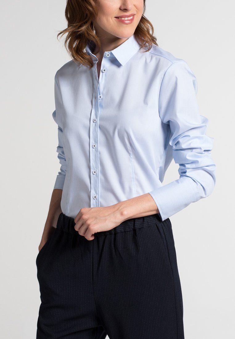 ETERNA Langarm Bluse für grosse Frauen »MODERN CLASSIC«
