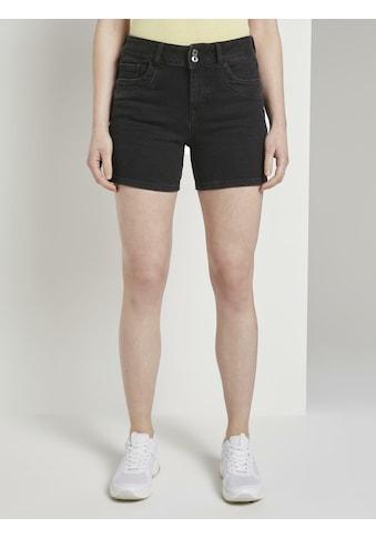 TOM TAILOR Denim Jeansshorts »Lässige Cajsa Shorts« kaufen