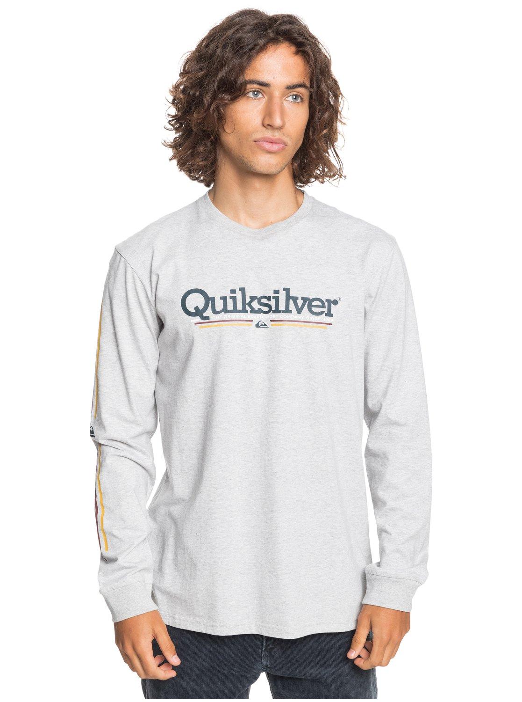 quiksilver -  Langarmshirt Tropical Lines