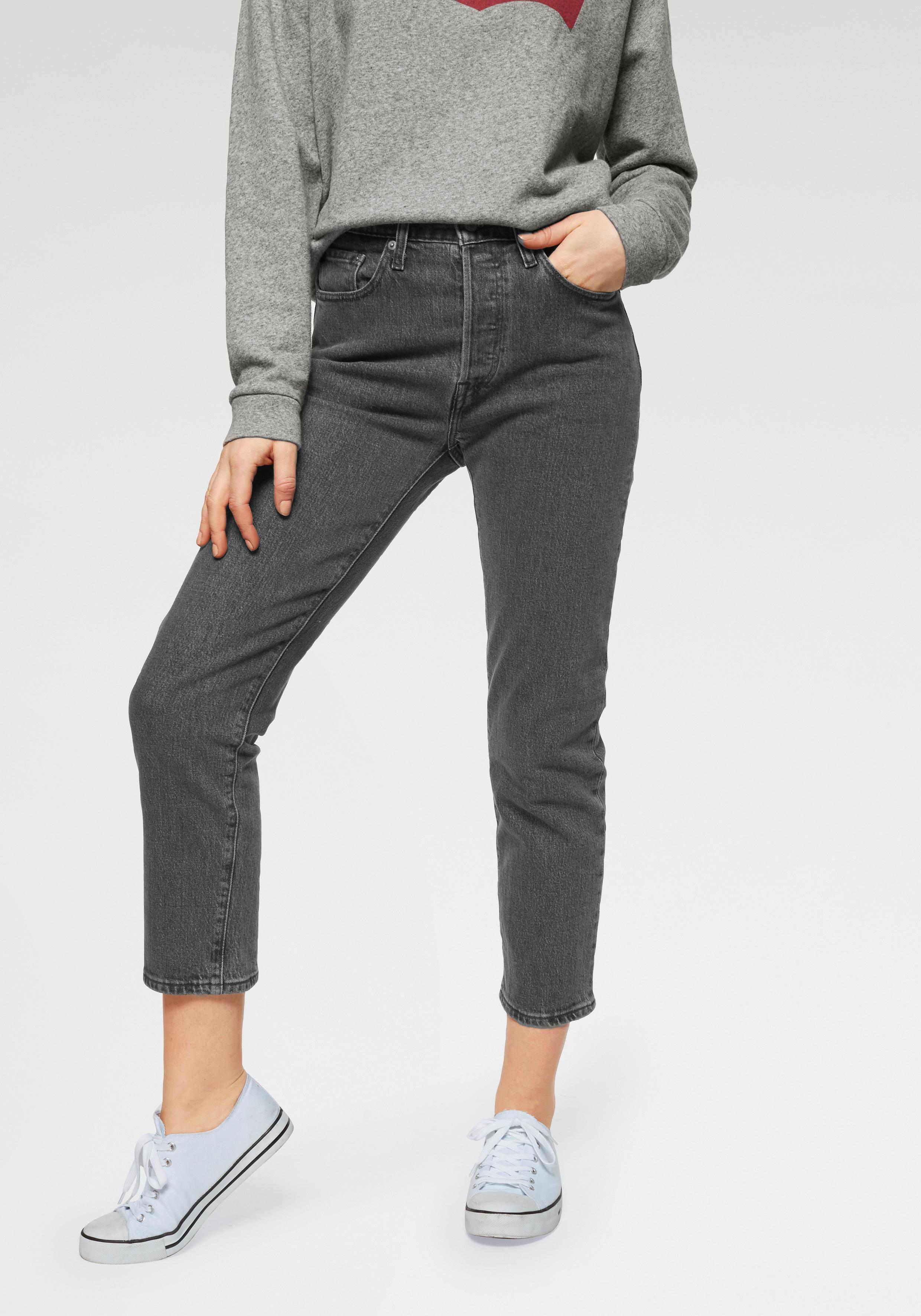 Levi's 7/8-Jeans 501 Crop | Bekleidung > Jeans > 7/8-Jeans | Levi's