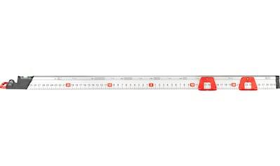 CONNEX Markierlineal dreieckig, 60 cm, Aluminium kaufen