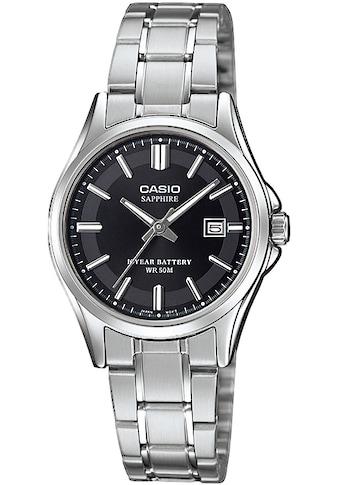 Casio Collection Quarzuhr »LTS - 100D - 1AVEF« kaufen