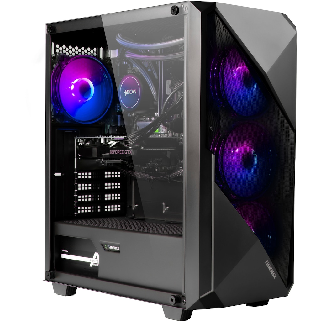 Hyrican Gaming-PC »Striker 6602«