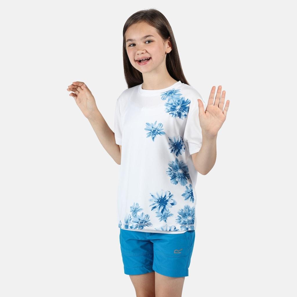 Regatta Print-Shirt »Kinder Alvardo V Grafik T-Shirt«