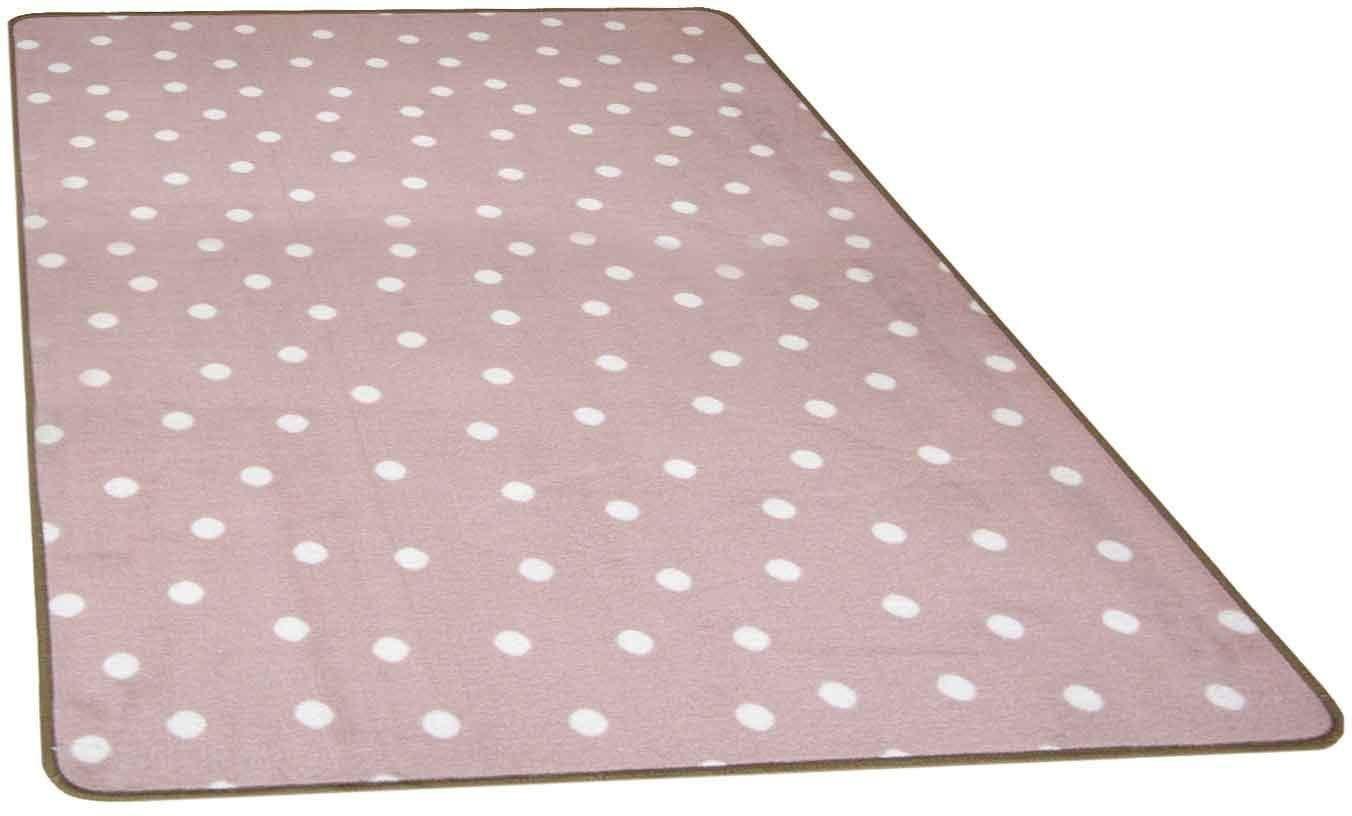 Kinderteppich PUNTO Primaflor-Ideen in Textil rechteckig Höhe 5 mm
