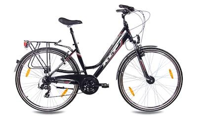 KCP Cityrad »Estremo Lady«, 21 Gang, Shimano, Tourney RD-TY500-GS Schaltwerk,... kaufen