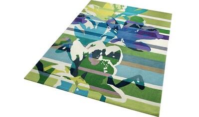 Esprit Teppich »Floria«, rechteckig, 10 mm Höhe, Wohnzimmer kaufen