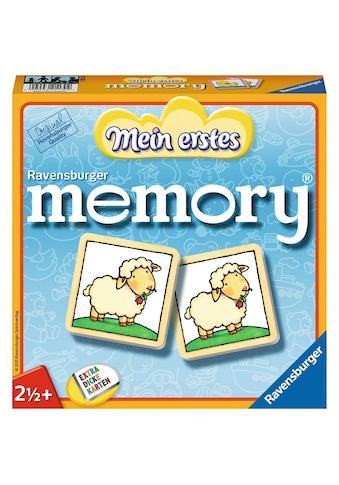 """Ravensburger Spiel, """"Mein erstes memory®"""" kaufen"""