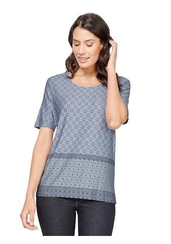 Inspirationen Shirt mit Bordürendruck kaufen