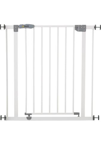 Hauck Türschutzgitter »Open N Stop, weiß«, auch als Treppenschutzgitter verwendbar kaufen