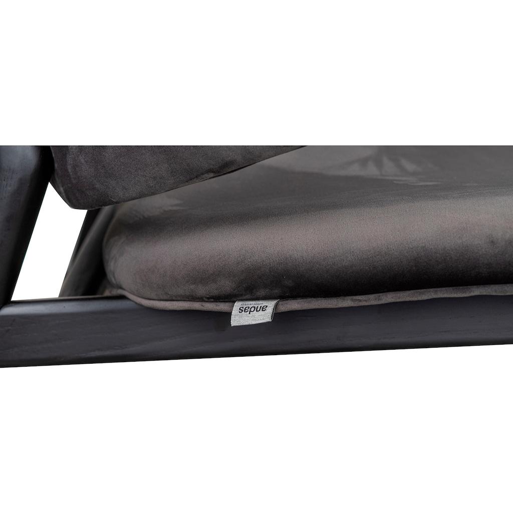 andas Sessel »Sporring«, mit Beingestell aus massivem Eschenholz, Design by Morten Georgsen