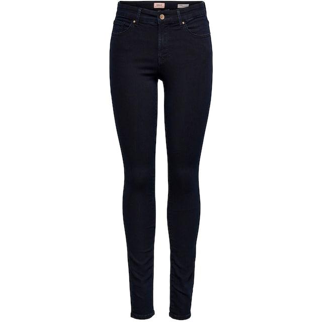 Only High-waist-Jeans »ONLGLOBAL«