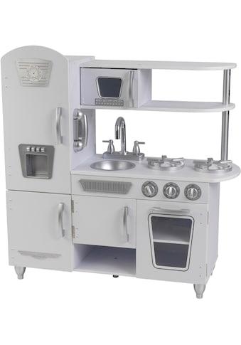 KidKraft® Spielküche »Vintage aus Holz – Weiß« kaufen
