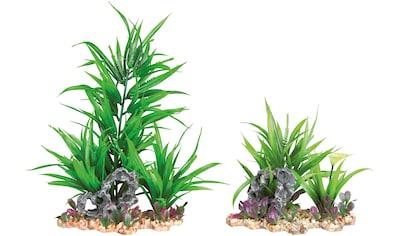 TRIXIE Aquariendeko - Set »Pflanzen«, 2 - teilig kaufen