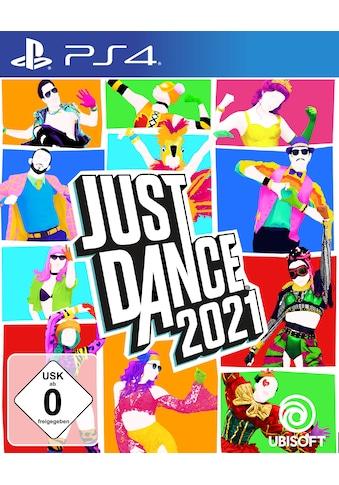 UBISOFT Spiel »Just Dance 2021«, PlayStation 4 kaufen