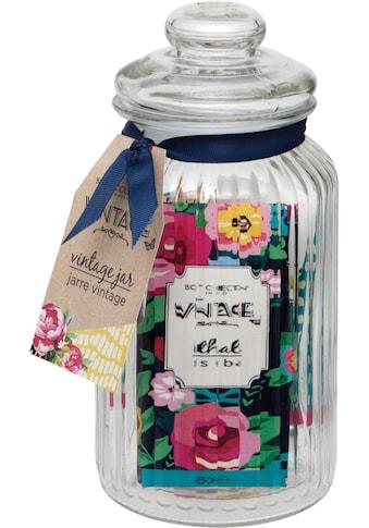 """Geschenk - Set """"Vintage Jar"""", 6 - tlg. kaufen"""
