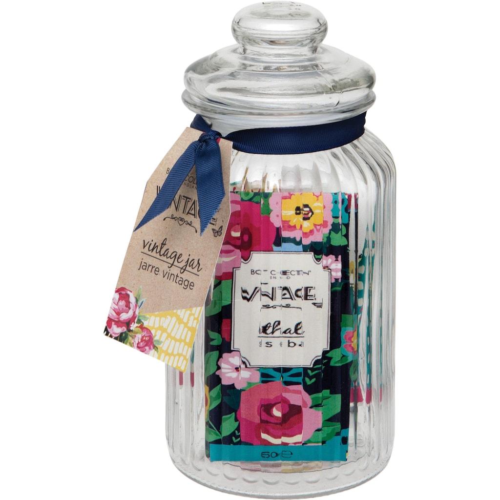 Hautreinigungs-Set »Vintage Jar«, (6 tlg.)