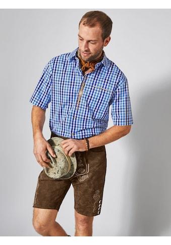 Men Plus by Happy Size Trachtenhemd kaufen