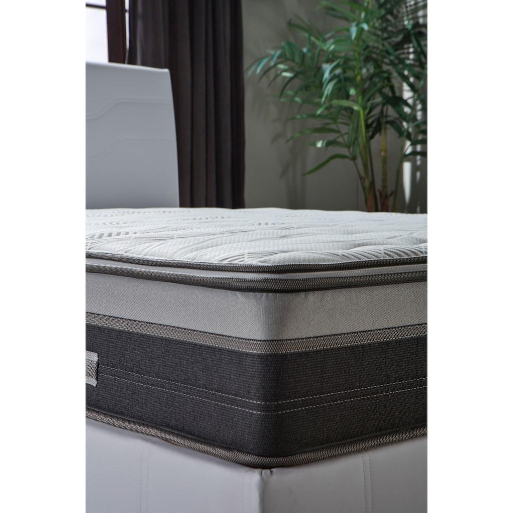İSTİKBAL Bonnellfederkernmatratze »New Sleepwell Energy«, 27 cm cm hoch, 418 Federn, (1 St.), hochwertige, abnehmbare Bezugsplatte - beidseitig verwendbar