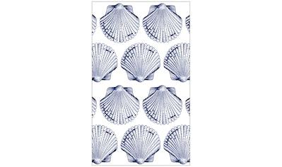 MySpotti Fensterfolie »Look Shells blue«, halbtransparent, glattstatisch haftend, 60 x... kaufen