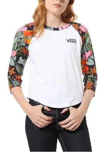 Vans 3/4-Arm-Shirt »TROPIC WM NURSERY« kaufen