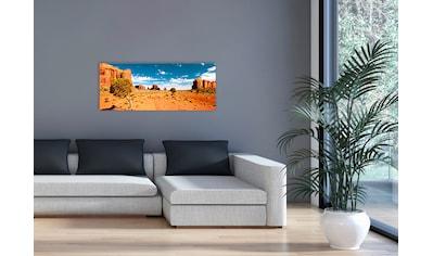 """Marmony Infrarotwandheizung »MOTIV-Heizkörper """"Monument Valley"""", 800 Watt«, aus... kaufen"""