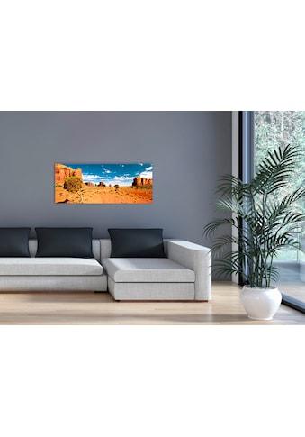 "Marmony Infrarotwandheizung »MOTIV-Heizkörper ""Monument Valley"", 800 Watt«, trocknet... kaufen"