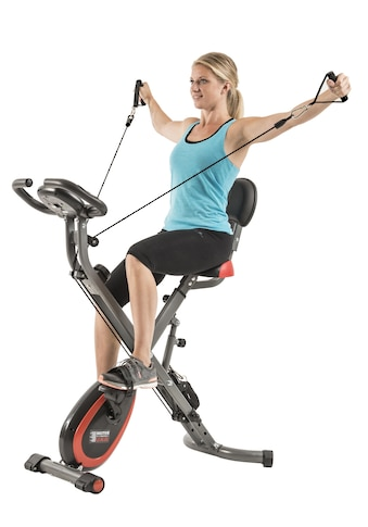 MOTIVE FITNESS by U.N.O. Heimtrainer »Multi-Function X-BIKE«, inkl. Seilzug für Arme und Beine kaufen