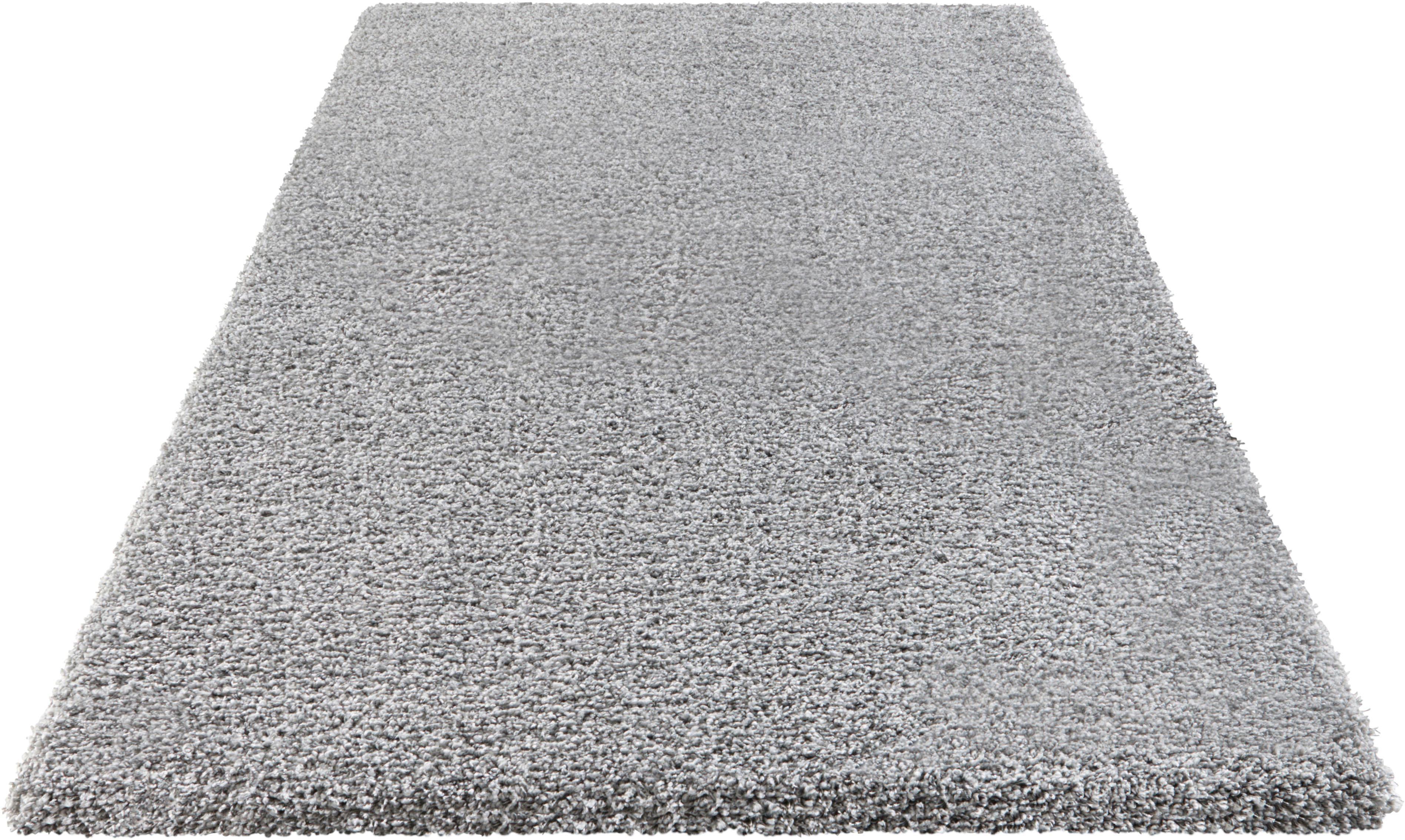 Hochflor-Teppich Talence ELLE Decor rechteckig Höhe 50 mm maschinell gewebt