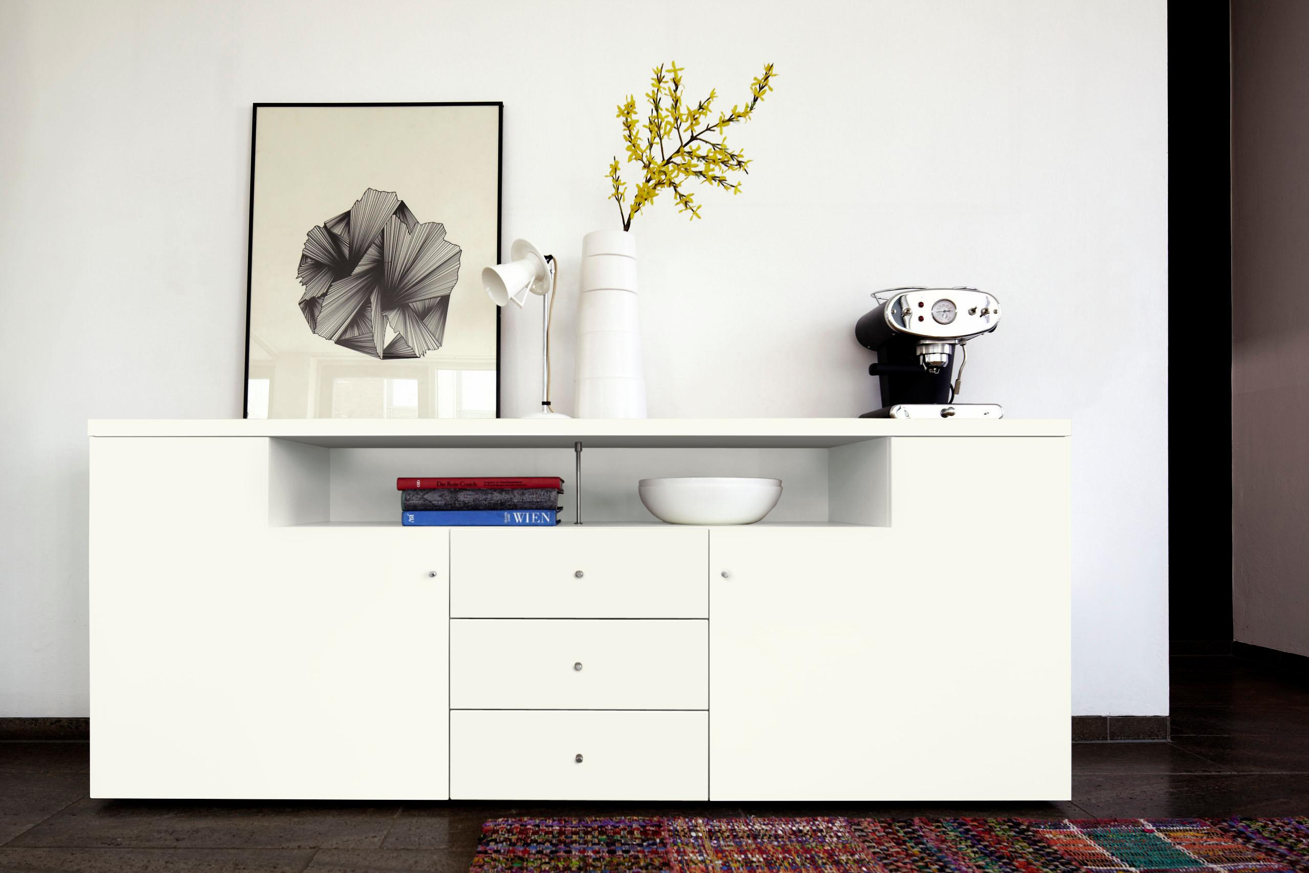 now! by hülsta Sideboard now! time Breite 190 cm