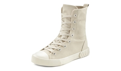 LASCANA Stiefelette, Boots mit trendiger Schnürung kaufen