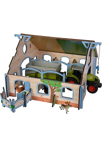 Eichhorn Spielwelt »Pferdestall«, aus Holz kaufen
