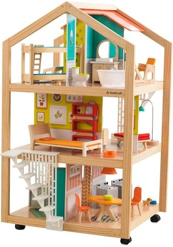 """KidKraft® Puppenhaus """"Stylish Mansion mit EZ Kraft Assembly™"""" kaufen"""