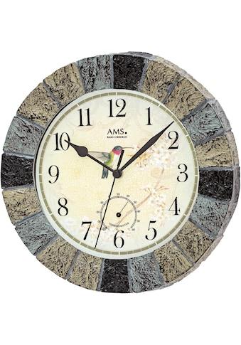 AMS Funkwanduhr »Außenuhr, F5979« kaufen