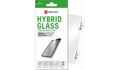 Displex Displayschutz »Hybrid Glass für Apple iPhone X/XS« kaufen